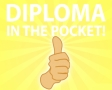 Diploma in the pocket!